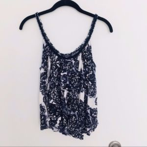 One September SZ S draped tank